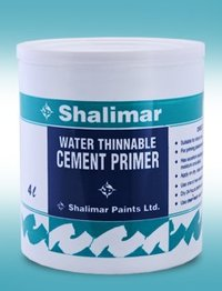 Shalimar Water Thinnable Cement Primer