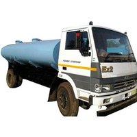Truck Mounted Water Tanker