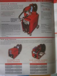 Mig Co2 Welding Machine