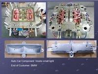 Car Parts Injection Plastic Mould