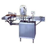 Automatic Twin Head Vial Filling Machine