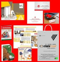 Multi-Color Printing Services