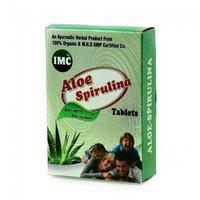 Aloe Spirulina Tablets