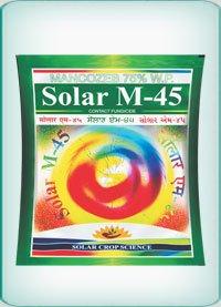 Solar M-45 (Mancozeb 75% Wp, Fungicide)