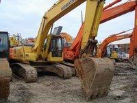 Used Crawler Excavators Komatsu Pc220-7