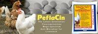 Pefloxacin Methane Sulphonate Dihydrate Powder