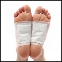Bamboo Vinegar Detox Foot Patch