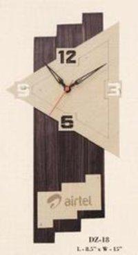 Wooden Clock