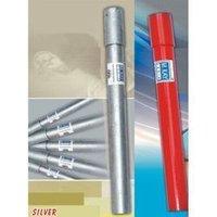Silver Rigid Steel Conduit Pipes