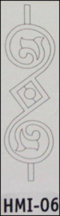 Designer Railing (Hmi-06)