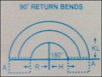 Carbon Steel 90° Return Bends