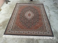 Hand Knotted Carpet in Bhadohi