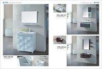 pvc designer bathroom vanity cabinet in kolkata - Bathroom Cabinets Kolkata