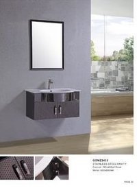 stainless steel bathroom vanity cabinet in kolkata - Bathroom Cabinets Kolkata