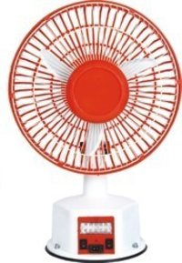 Rechargeable Fan With Led Light