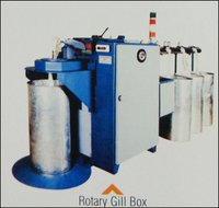 Rotary Gill Box