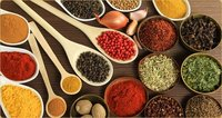 Grounded Indian Spices