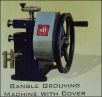 Bangle Grouving Machine With Cover
