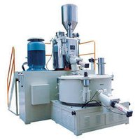 Cooler High Speed Mixer