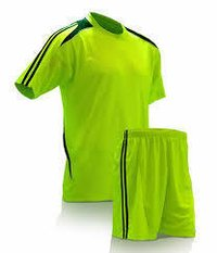 Football Jersey With Shorts