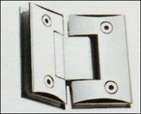 Glass To Glass 135° Shower Hinges