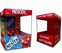 Promotional Nescafe Stalls