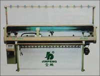 Computerized Flat Knitting Machine