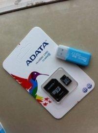 Adata (Class 10) 64gb And 128gb Memory Micro Sd Card