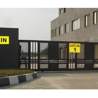 Industrial Sliding Gate Motor