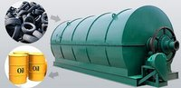 Industrial Waste Tyre Pyrolysis Plant