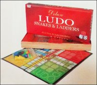 Deluxe Ludo Snakes And Ladders Game