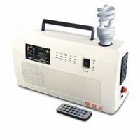 Cfl Inverter With Usb