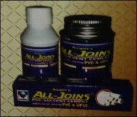 Pvc And Upvc Solvent Cement