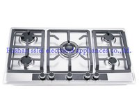 5 Burners Kitchen Gas Stove And Gas Cooker (9325s1)