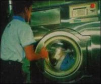 Wet Cleaning Services