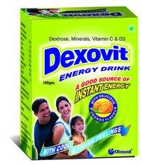 Dexovit Energy Drink