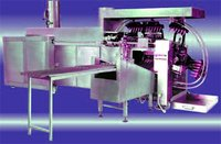 Fully Automatic Ice Creame Cone Making Machine