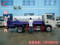 5cbm Dongfeng 4x2 Water Trucks