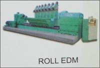 Roll Edm Machine