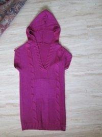 Girls Half Sleeve Sweater