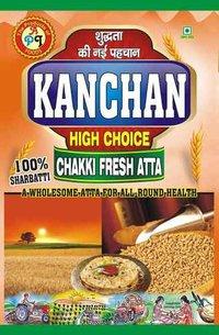 Kanchan Hi Choice Chakki Fresh Atta