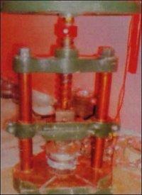 Paper Plates Manual Machine