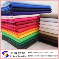 80% Polyester 20% Cotton Chef Clothing Fabric