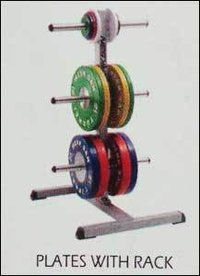 Plates With Rack