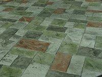 Colour Stamped Concrete