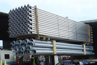 Commercial Aluminium Pipes