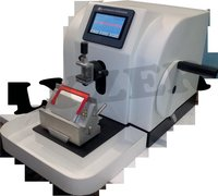 Lyzer Semi Automatic Microtome With Touch Screen Panel