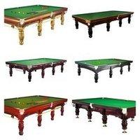 Tournament Billiard Tables