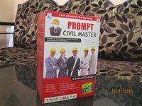 Prompt Civil Master Cd