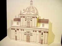 Duomo Di Brescia (Italy) Postcard